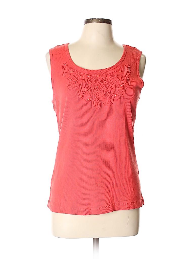 1775 Women Sleeveless Top Size XL