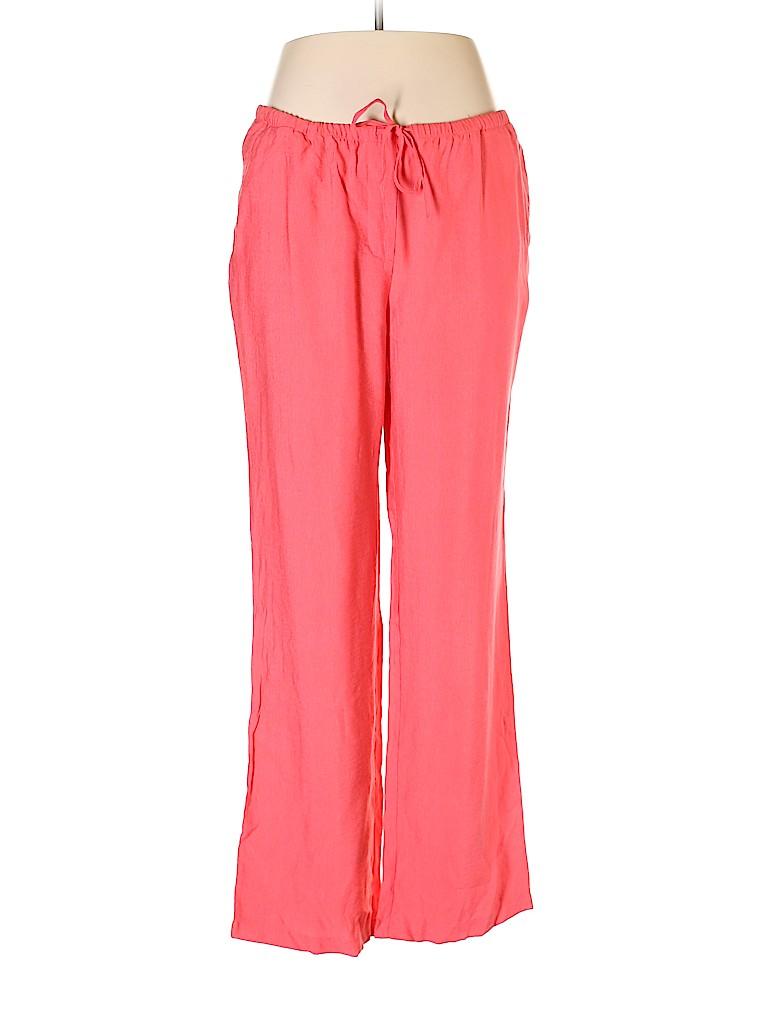 Focus 2000 Women Casual Pants Size L