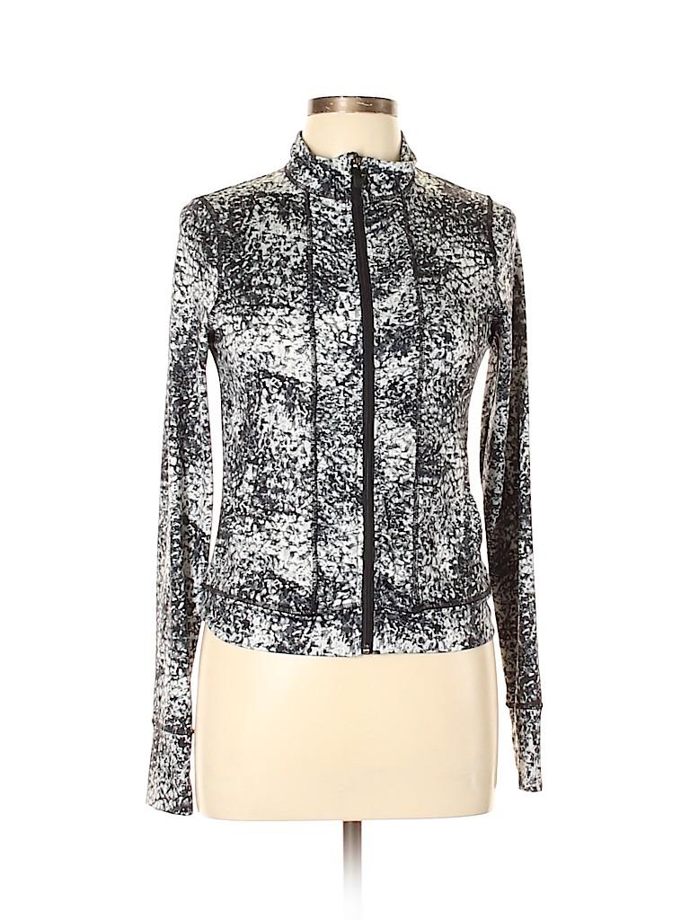 Danskin Now Women Track Jacket Size 14 - 16