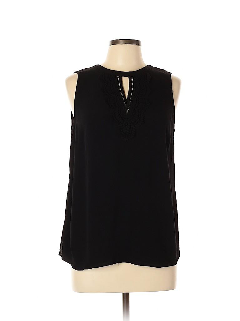 Daniel Rainn Women Sleeveless Blouse Size L
