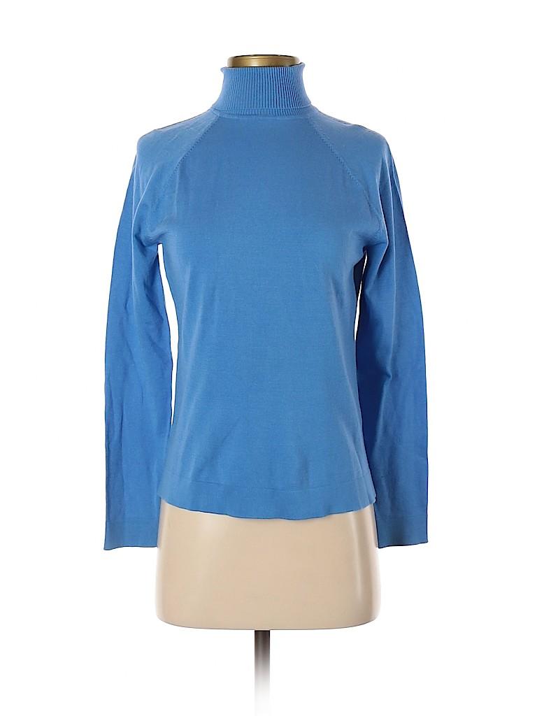 Talbots Women Turtleneck Sweater Size S