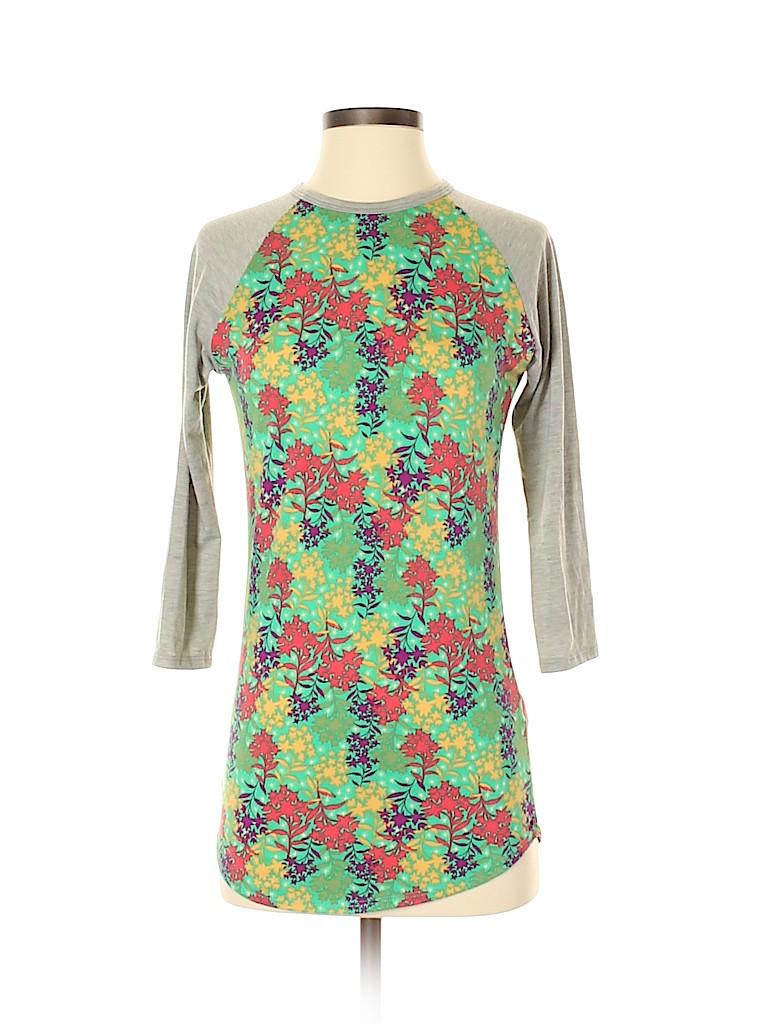 Lularoe Women 3/4 Sleeve T-Shirt Size XXS