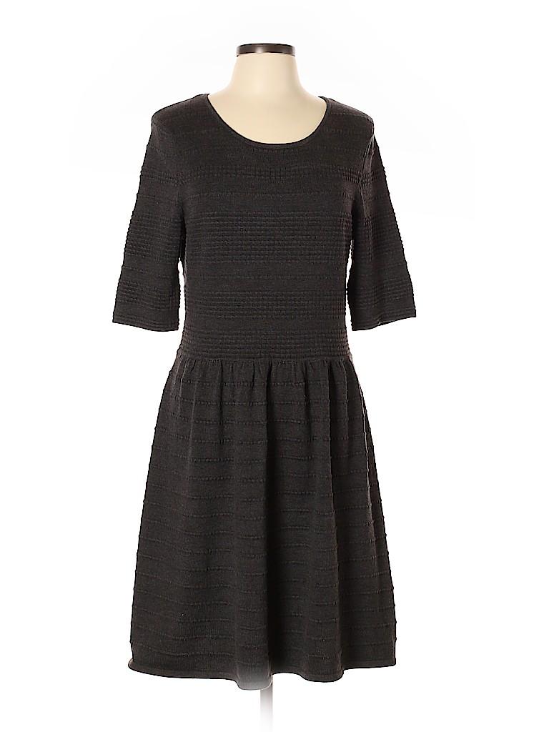 Vince Camuto Women Casual Dress Size L