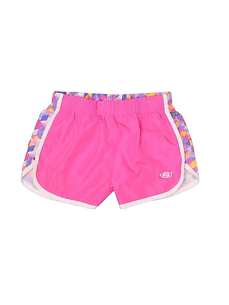 Skechers Girls Athletic Shorts Size 8