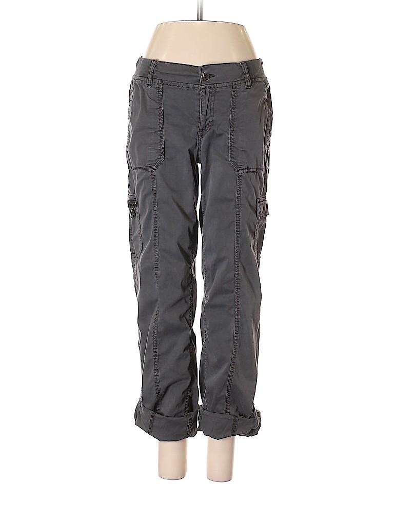 1f28c1cffa4e2 SONOMA life + style Solid Gray Cargo Pants Size 4 - 70% off | thredUP