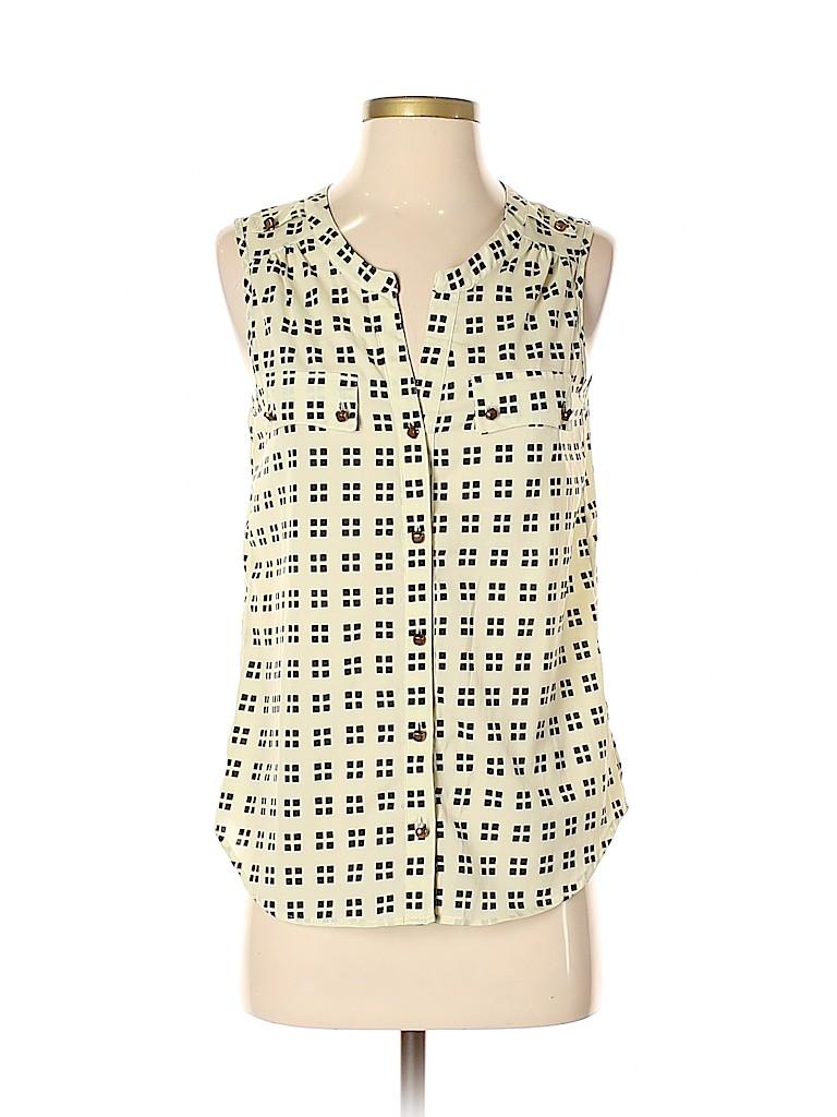 Daniel Rainn Women Sleeveless Blouse Size XS
