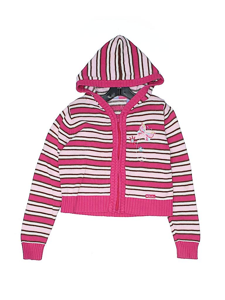 Skechers Girls Zip Up Hoodie Size 6