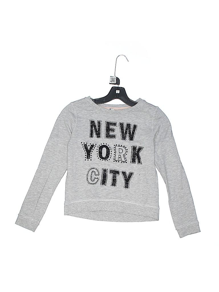 H&M Girls Sweatshirt Size 10 - 12