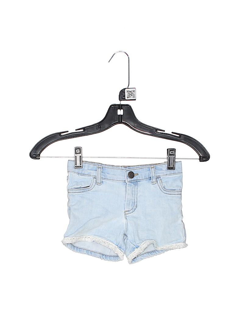 Carter's Girls Denim Shorts Size 4T