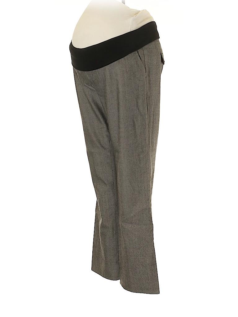 Gap - Maternity Women Wool Pants Size 4 (Maternity)