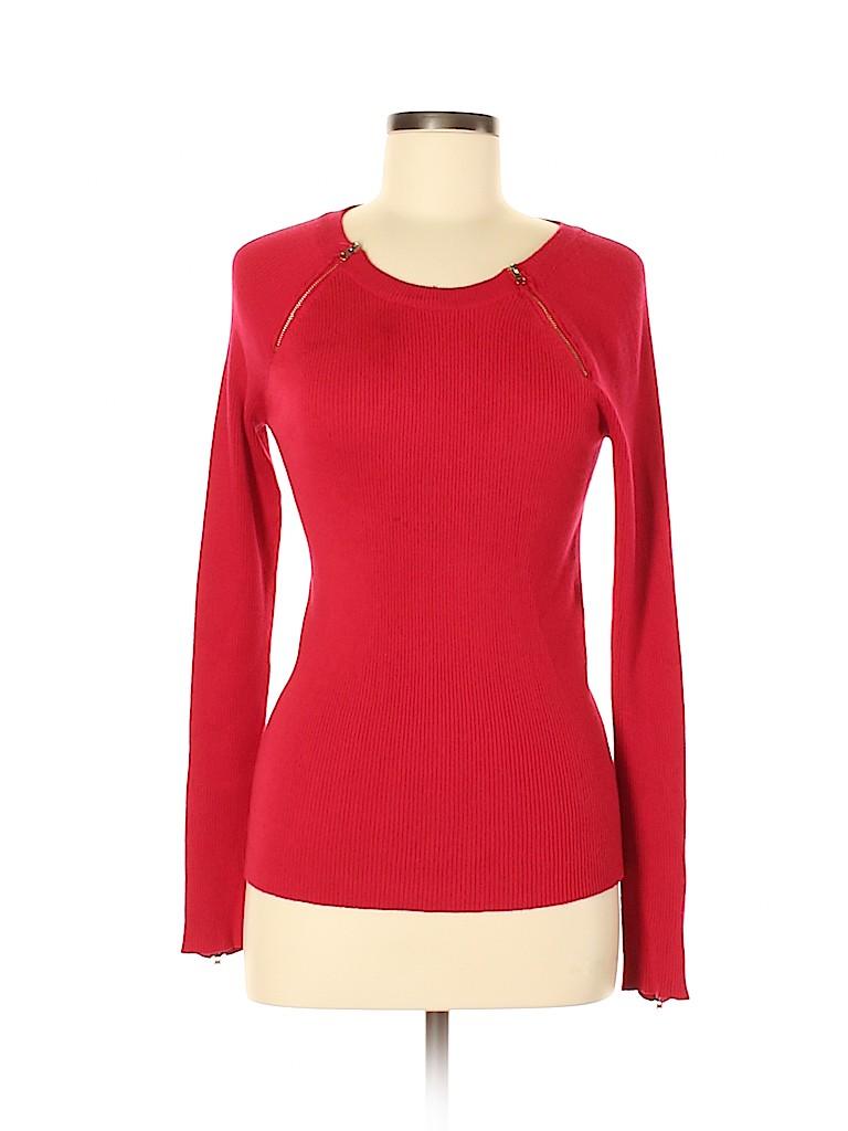 Carmen Carmen Marc Valvo Women Pullover Sweater Size M