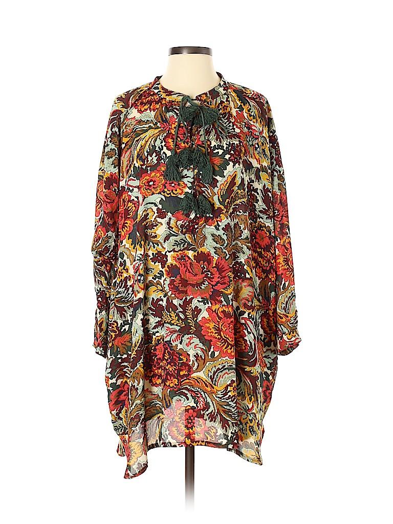 Esley Women 3/4 Sleeve Blouse Size S