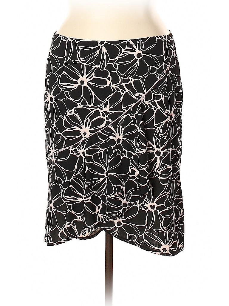 New York & Company Women Casual Skirt Size XL