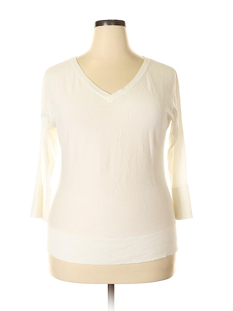 Talbots Women Pullover Sweater Size XL
