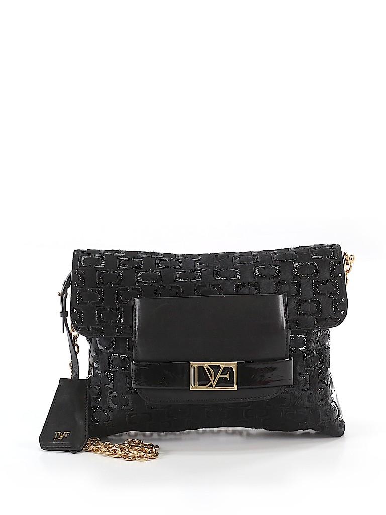 Diane von Furstenberg Women Leather Crossbody Bag One Size
