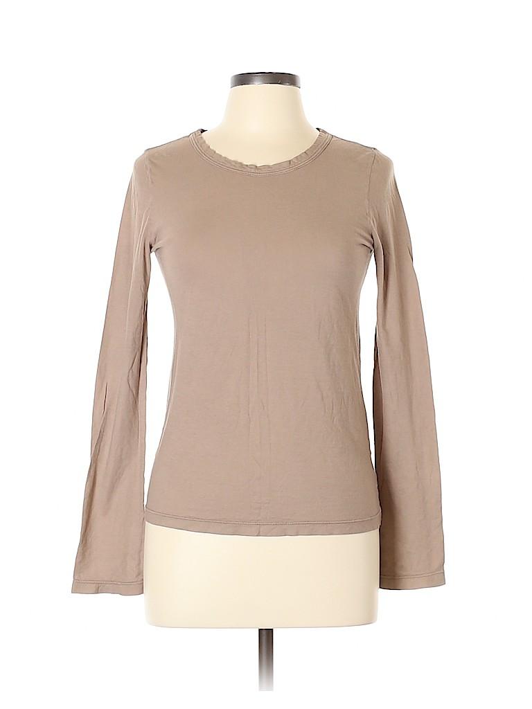 Cluny Women Long Sleeve T-Shirt Size L