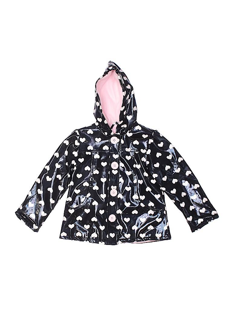 Kids Headquarters Girls Raincoat Size 2T