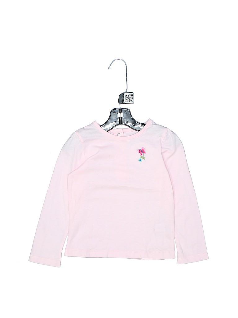 Little Me Girls Long Sleeve T-Shirt Size 3T