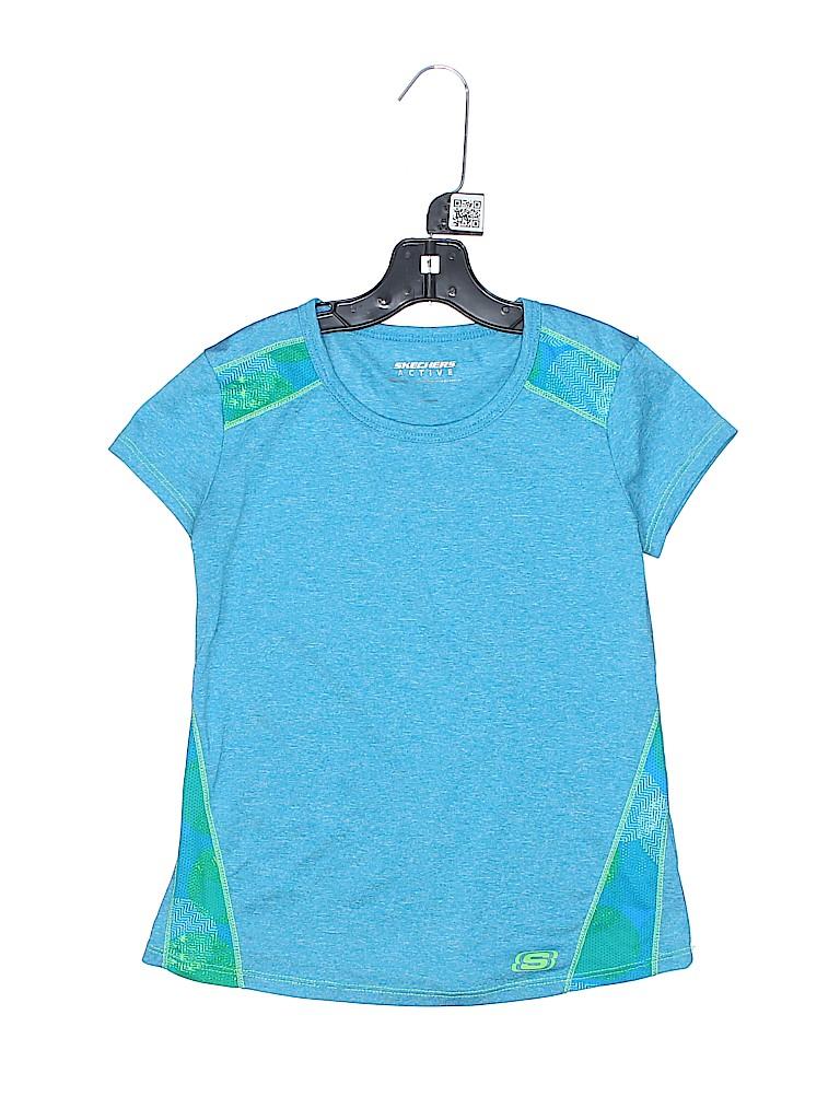 Skechers Girls Active T-Shirt Size 7 - 8