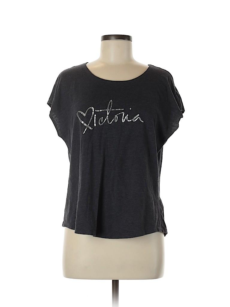 Victoria's Secret Women Short Sleeve T-Shirt Size M