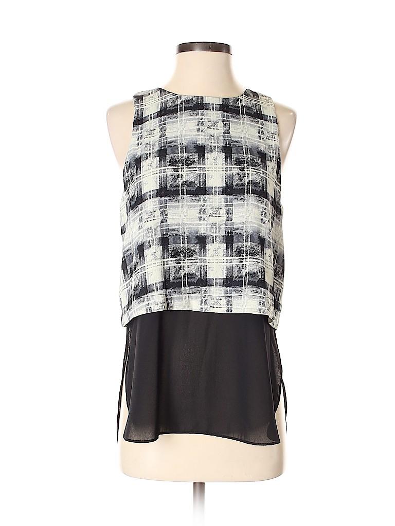 Le Lis Women Sleeveless Blouse Size XS