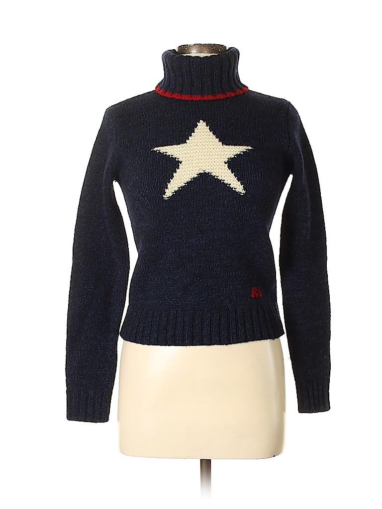 Ralph Lauren Women Wool Pullover Sweater Size S