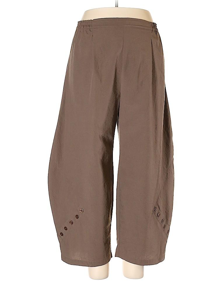 Blanque Women Casual Pants Size 3X (3) (Plus)