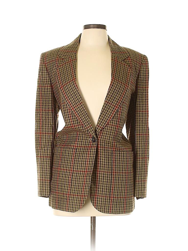 Doncaster Women Silk Blazer Size 6