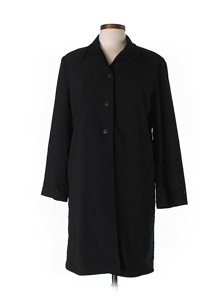 Cynthia Cynthia Steffe Women Trenchcoat Size 13/14