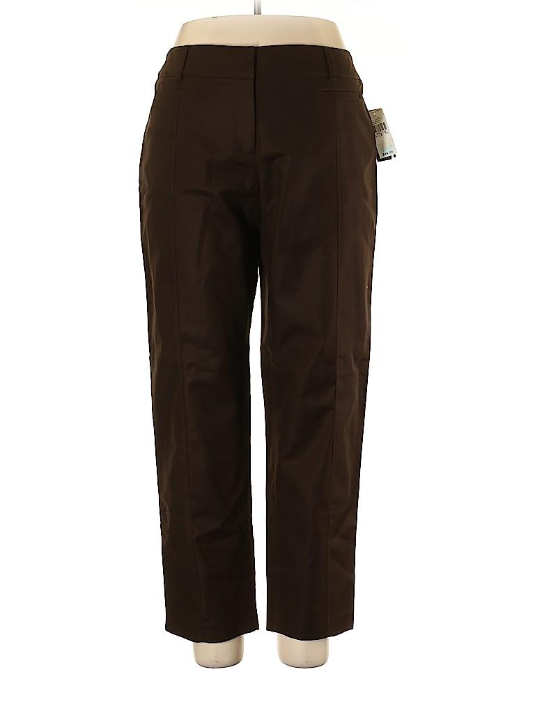 AB Studio Women Casual Pants Size 16