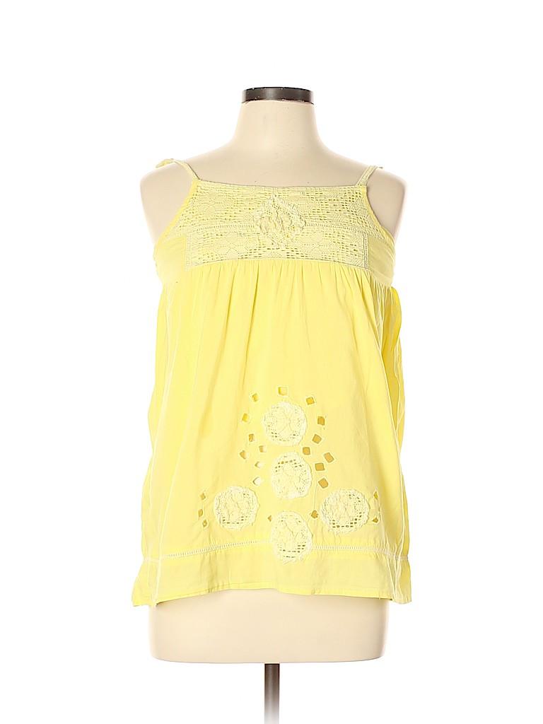 O'Neill Women Sleeveless Blouse Size L
