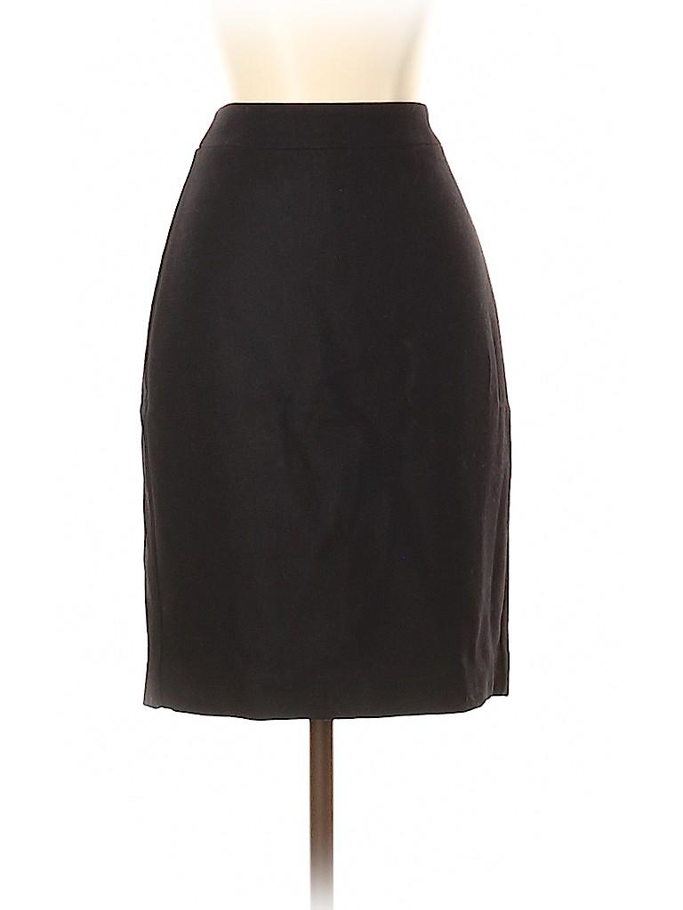 J. Crew Factory Store Women Wool Skirt Size 0