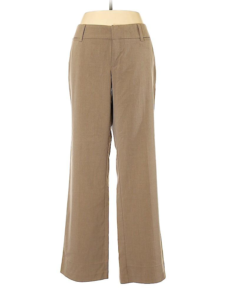 AB Studio Women Dress Pants Size 14