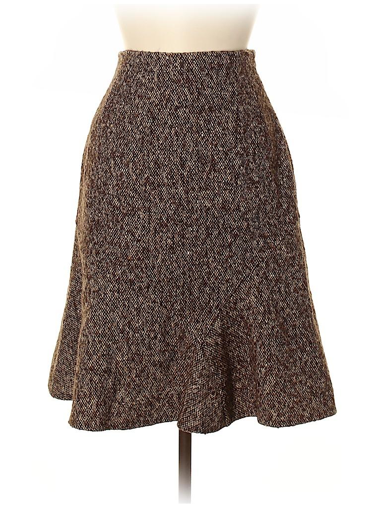 Max Mara Women Wool Skirt Size 8