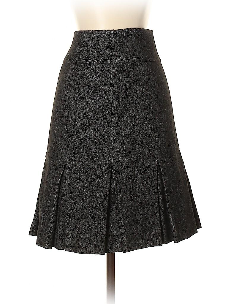 Leon Max Women Wool Skirt Size 4