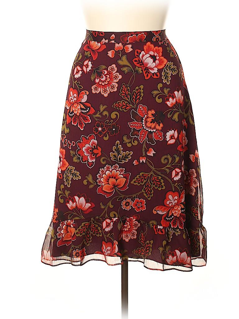 Ann Taylor LOFT Women Casual Skirt Size 18 (Plus)