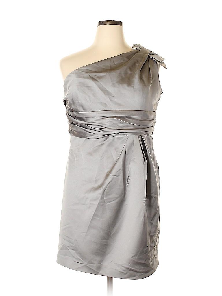 David's Bridal Women Cocktail Dress Size 14