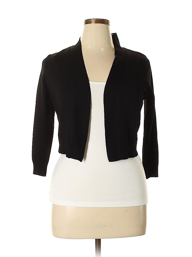 89th & Madison Women Cardigan Size L