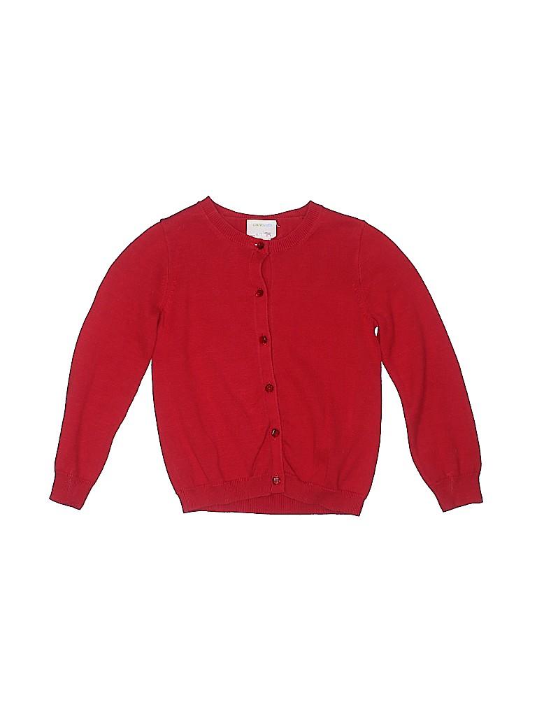 Crewcuts Girls Cardigan Size 6 - 7