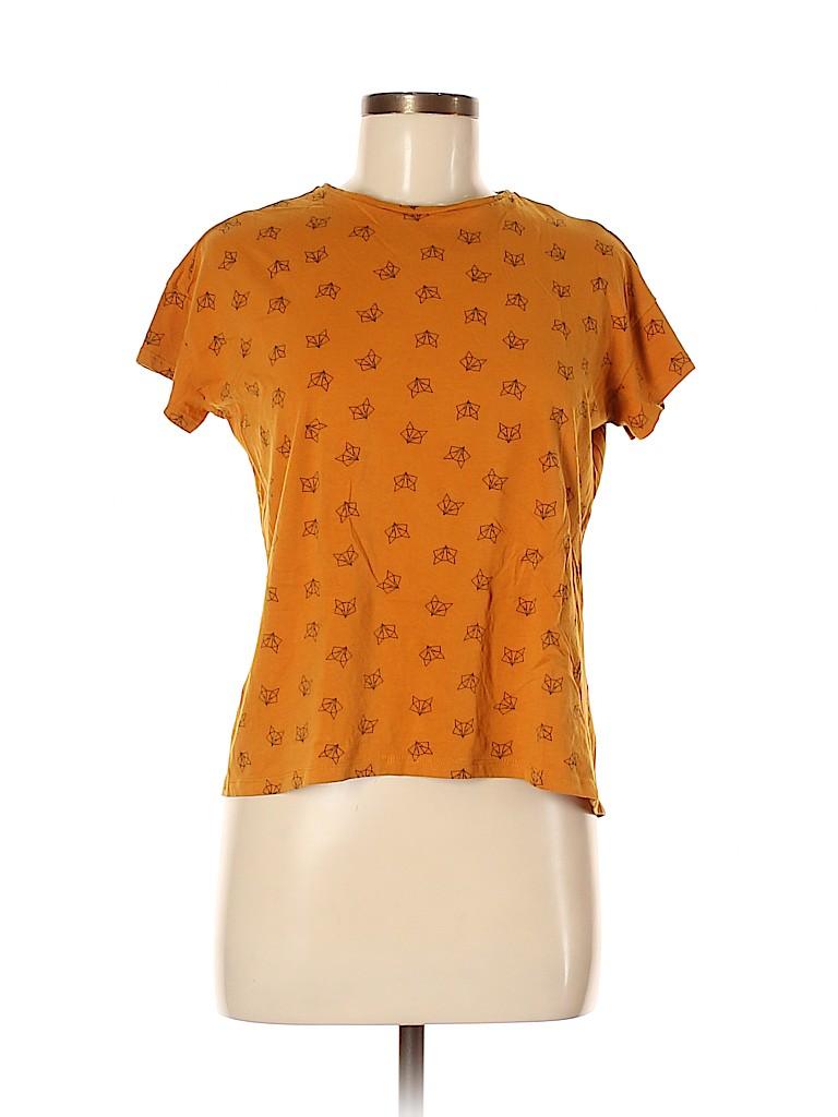 MNG Basics Women Short Sleeve T-Shirt Size M