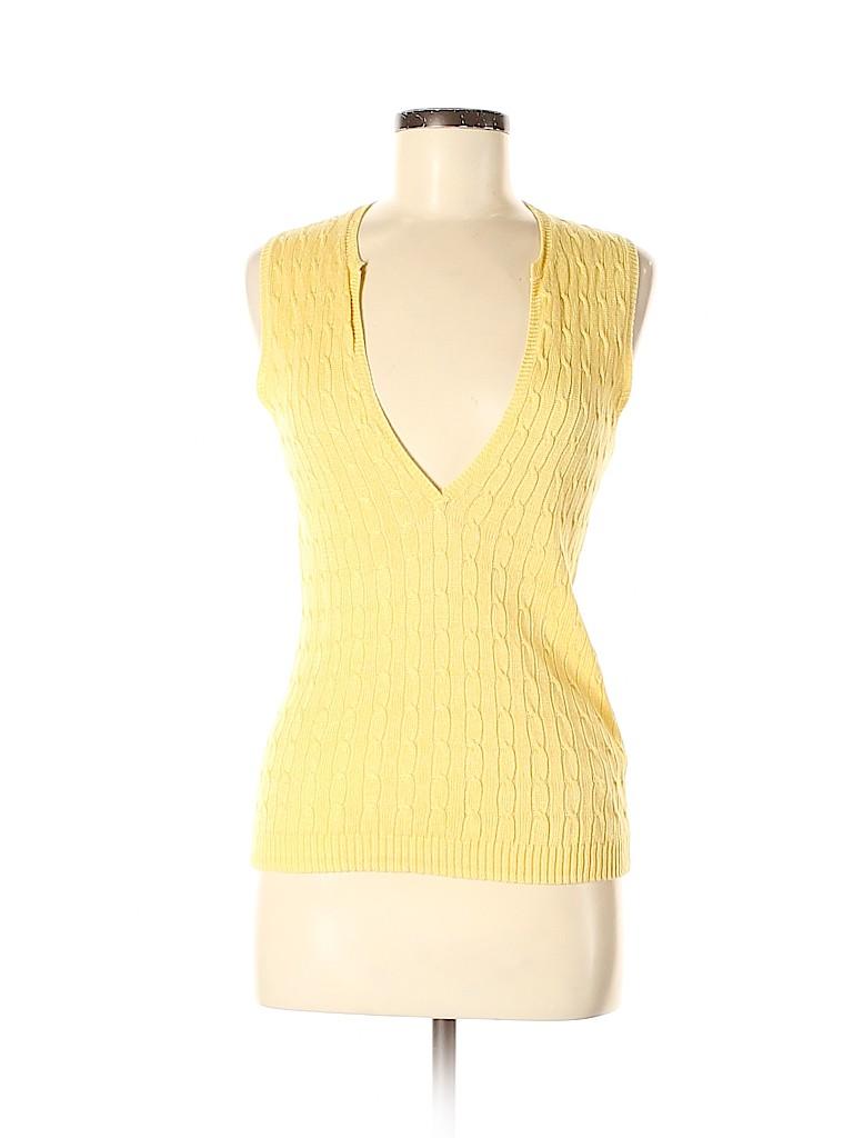J. Crew Women Sweater Vest Size M