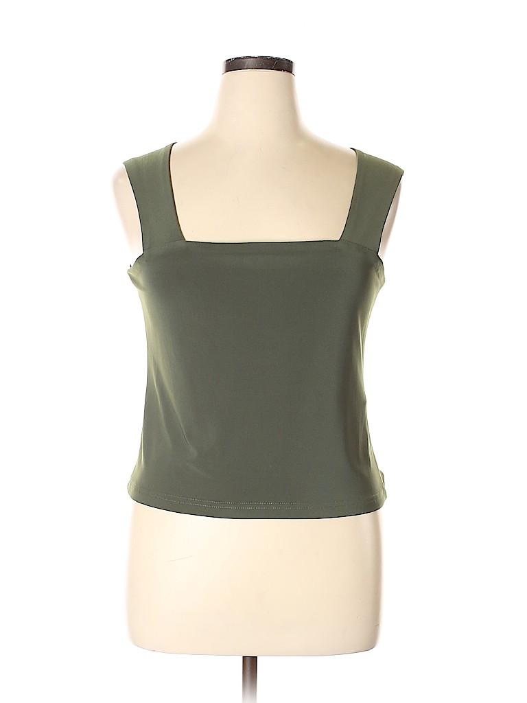 Joseph Ribkoff Women Sleeveless Blouse Size 16