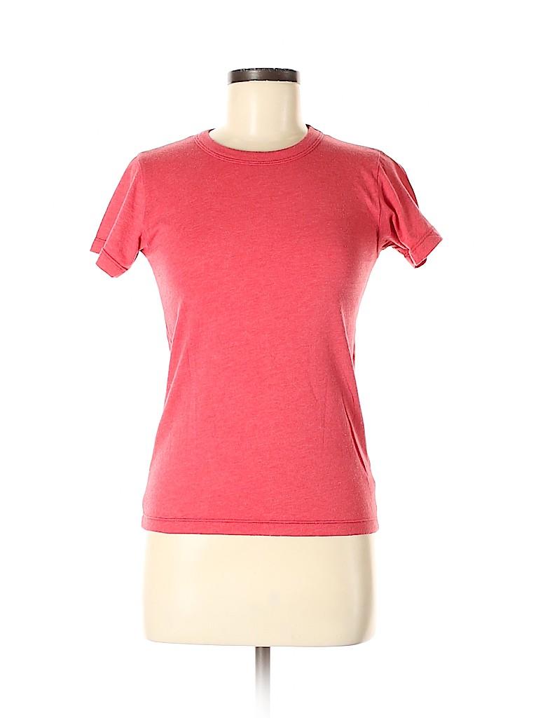Charlotte Women Short Sleeve T-Shirt Size M