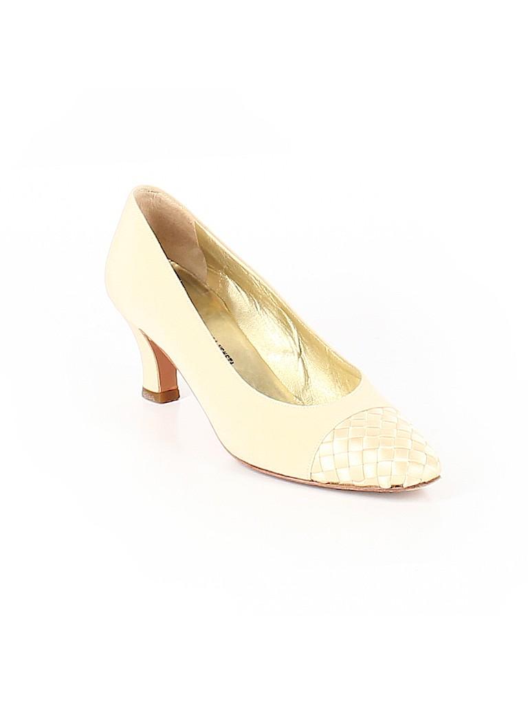 Bottega Veneta Women Heels Size 6 1/2