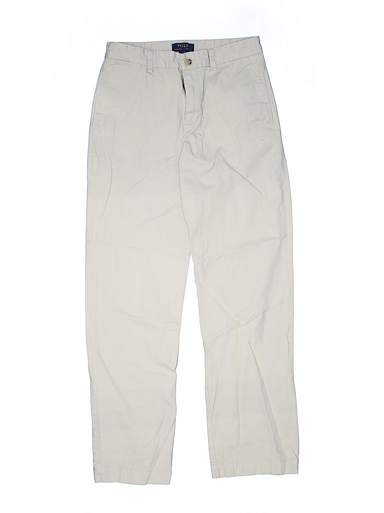 Polo by Ralph Lauren Boys Khakis Size 16