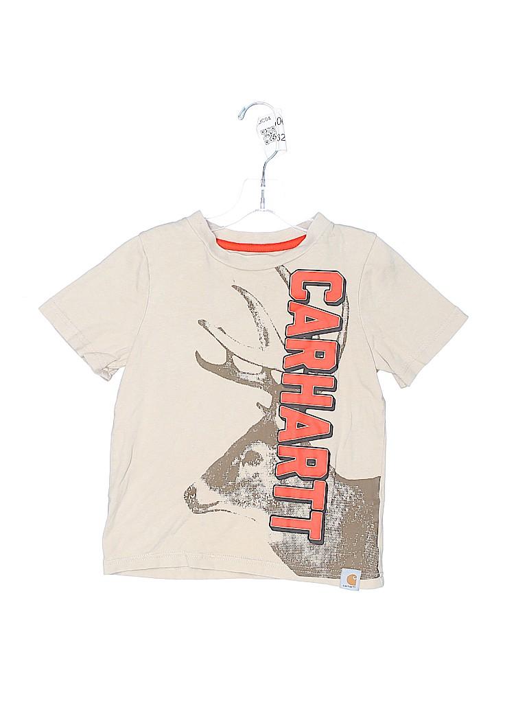 Carhartt Boys Short Sleeve T-Shirt Size 4