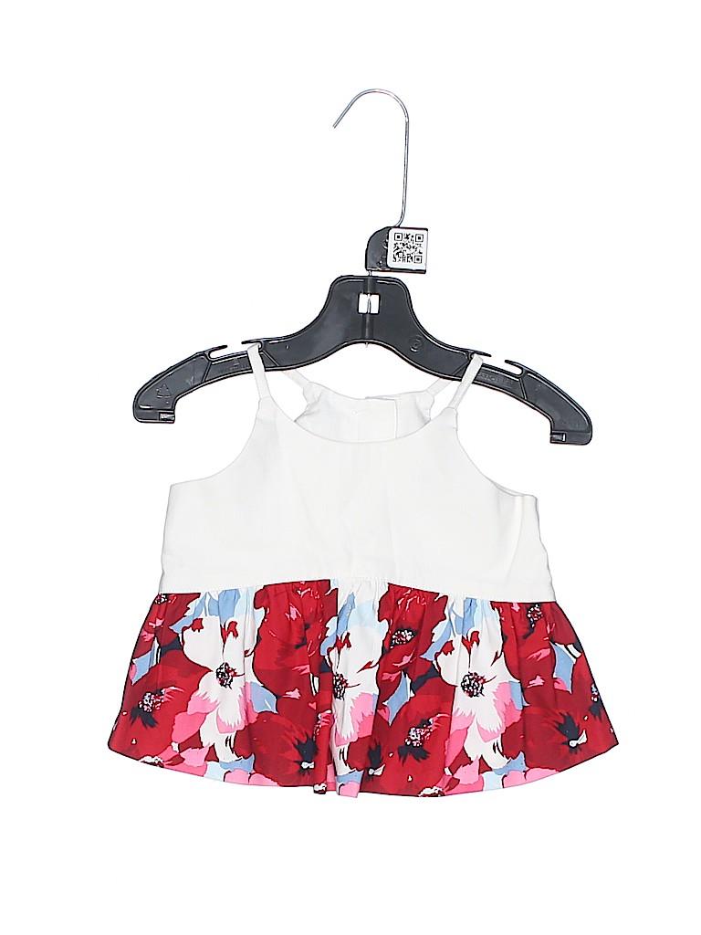 Janie and Jack Girls Dress Size 6-12 mo