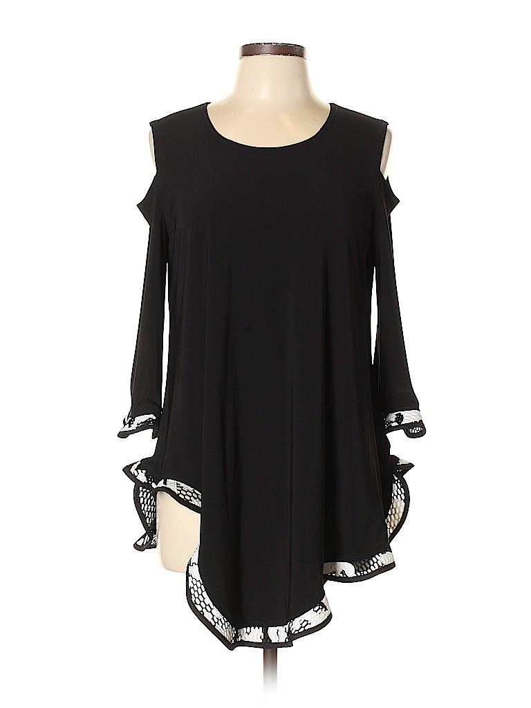 Joseph Ribkoff Women 3/4 Sleeve Blouse Size 12