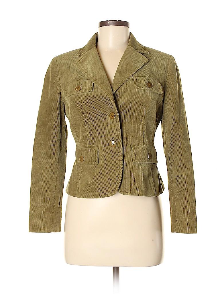 Anne Klein Women Blazer Size 6 (Petite)