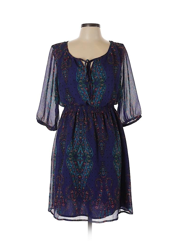 Nicole by Nicole Miller Women Casual Dress Size 10